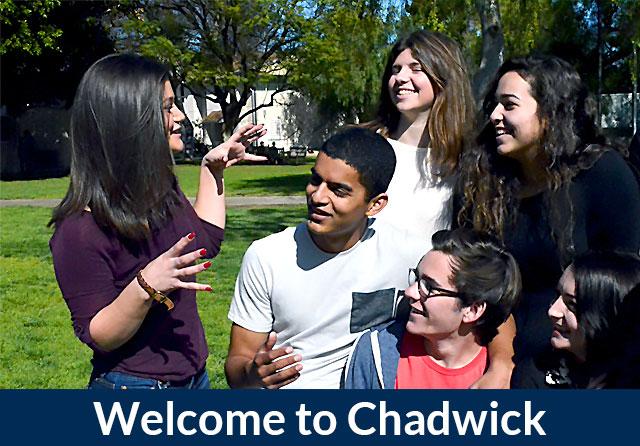 Weclome to Chadwick